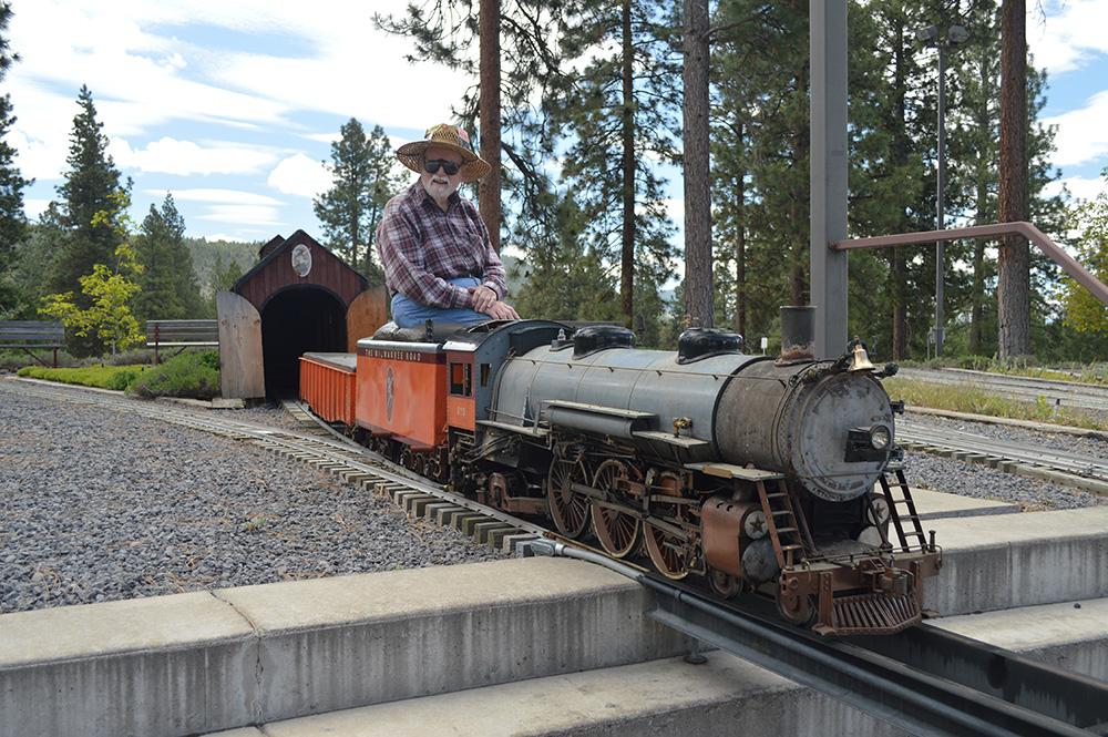 Train Mountain Triennial